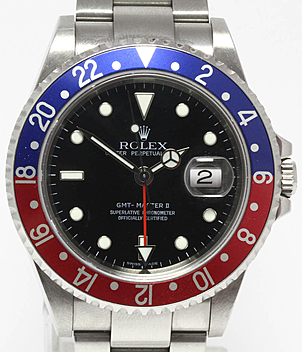 Rolex GMT 16710 BLRO | Meertz World of Time