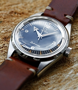 Omega Railmaster Ref. 2914-1 SC Jahr 1958 Herrenuhren, Vintage | Meertz World of Time