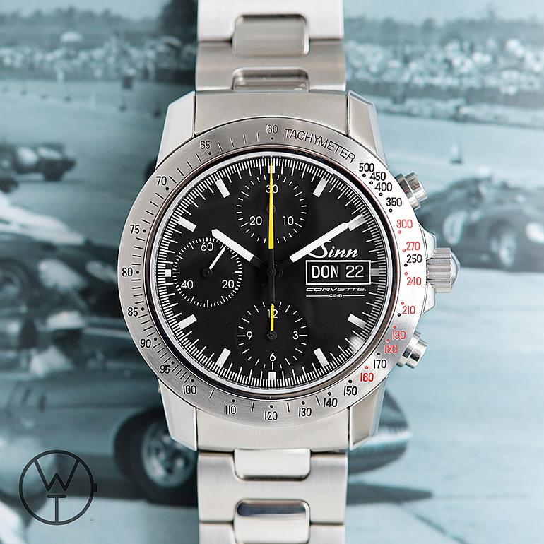 SINN Corvette-C5-R-Chronograph
