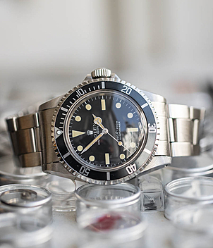 Rolex Vintage Submariner Ref. 5513 Jahr 1972 Herrenuhren | Meertz World of Time