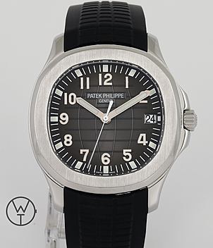 Patek Philippe Aquanaut Ref. 5167 year 2013 Gents Watches | Meertz World of Time