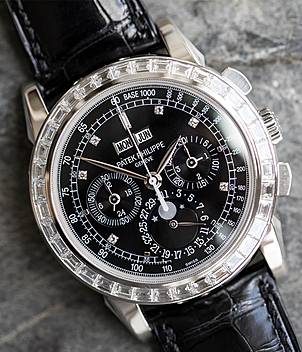 Patek Philippe Grand Complications  Ref. 5971P-001 Jahr 2010 Herrenuhren | Meertz World of Time