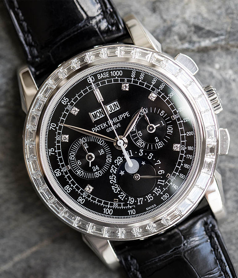 Patek Philippe Grand Complications  RefId 5971P-001 Jahr 2010 Herrenuhren | Meertz World of Time